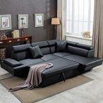 Black Living Room Furniture Sets - TopDekoration.com