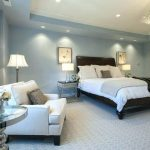 Blue And Grey Bedroom Color Schemes - TopDekoration.com