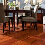 Brazilian Cherry Hardwood Floors - https://pickndecor.com/ideas