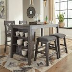 Caitbrook Counter Height Dining Room Set w/ Chairs Choices