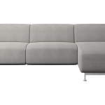 Chaise lounge sofas - Parma reclining sofa with chaise lounge