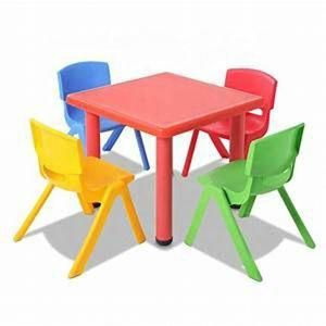 Children furniture chair plastic kids plastic chair LLDPE
