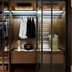 Closet lighting - Exciting and functional LED light shelves from   Pierre Lisson...