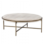 Colette Champagne Coffee Table