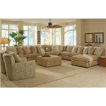 Contemporary Extra large sectional sofas with chaise extra large sectional sofa - Elites Home Decor