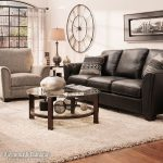 Cool Having a sofa leather in your living room is black leather more - Elites Home Decor