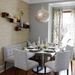 Corner Dining Room Table With Bench - TopDekoration.com