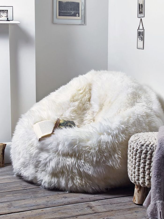 Create a cozy reading corner with a comfortable reading chair | Lifestyle Trends & Tips