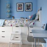 DIY: How to make an Ikea Hack children's cabin bed with secret den.