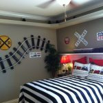 DIY Train Bedroom for Kids • The Budget Decorator