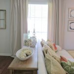 DIY drop cloth curtain panels | Live The Home Life