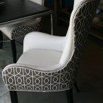 """Denmark"" Arm Chair (dining chair) by Designmaster"