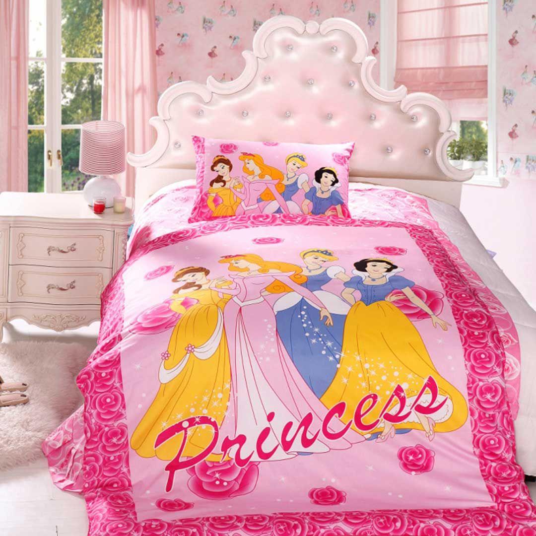 Disney Princess Bedding Set Twin Size   EBeddingSets