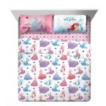 Disney Princess Full Size 4 Piece Bedding Sheets Disney Princess Full Size 4 Pie...