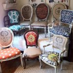 Eclectic Dining Chairs- for a formal dinning/game table. Small Round dining tabl...