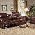 Encouraging Leather Sofa Recliner Furniture , Outstanding Leather Sofa Recliner ...