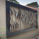 Extra Large Outdoor Metal Wall Art - TopDekoration.com
