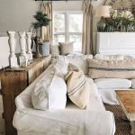 Fancy french country living room decor ideas (43) - HomeSpecially