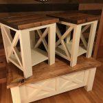 Farmhouse Coffee Table Set (Free Shipping)