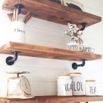 Farmhouse Style Rustic shelves,Floating shelves, Wood shelves, Floating shelf, Wood shelf, Wood floating, Floating bookshelf, Rustic wood