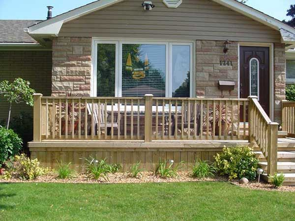 Front Porch Designs For Raised – TopDekoration.com