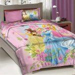 Full-Size Disney Princess Bedding 4PC Comforter Set