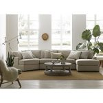 Furniture Carena 3-Pc. Fabric Sectional Sofa with Double Chaise, Created for Macy's & Reviews - Furniture - Macy's