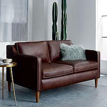 Hamilton Leather Sofa (81″)