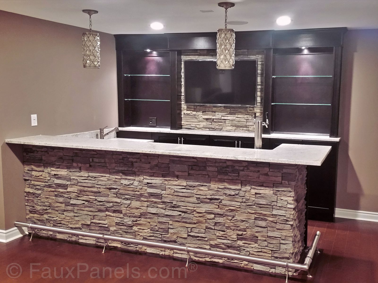 Home Bar Ideas   See Pics of Must-Have DIY Designs