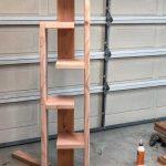 How To Build A Modern DIY Bookshelf - In 5 Steps