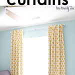 How to Make Blackout Curtains - Step By Step Sewing Tutorial