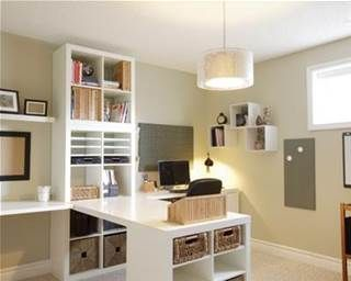 Ideas about Pinterest: Two-Person Desk for Home Office – Bing Images… – Marushis Home Decor