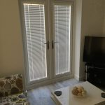 In this week's blog post we show how perfect fit blinds can look on French Doors...