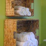 Ingenious Ideas & DIYs for Bathroom Organization & Storage | The Happy Housie