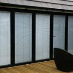 Integrated Blind, Integral Venetian blinds, Bi Fold Doors Bi Folding Doors Alumi...