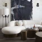 Interior Design Addict   Interior Design Addict: R Hughes Luxurious, elegant and beautiful living room designed by Primocasa with curved sofa. Best Interior Designers   For more decor inspirations and decor ideas visit www.bessadesign.com . . . #exclusivedesign #homedecor #luxurydecor #interiordesign #homedesign #interiorproject #luxuryinteriors #luxuryhomes #decoration #contemporaryfurniture #contemporarydesign #interiorstyling #designtrend #bessadesign #designlovers #decorationideas #interiorart #decorinspirations #2018decortrends