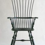 Items similar to Philadelphia Comb Back Windsor Arm Chair - Rocker - Blunt arrow foot turnings on Etsy