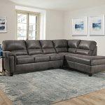 Lane Home Solutions Navigation Gray Living Room Sectional  - Big Lots
