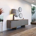 Laskasas | Decorate Life | laskasas.com | Contemporary Dining Room Decor Ideas |...