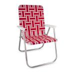 Lawn Chair USA Folding Aluminum Webbing Chair - Walmart.com