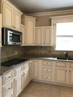 Lighter & Brighter Kitchen Cabinets – How to Update Your Kitchen Cabinets