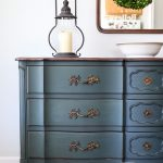 MMS Milk Painted French Provincial Buffet