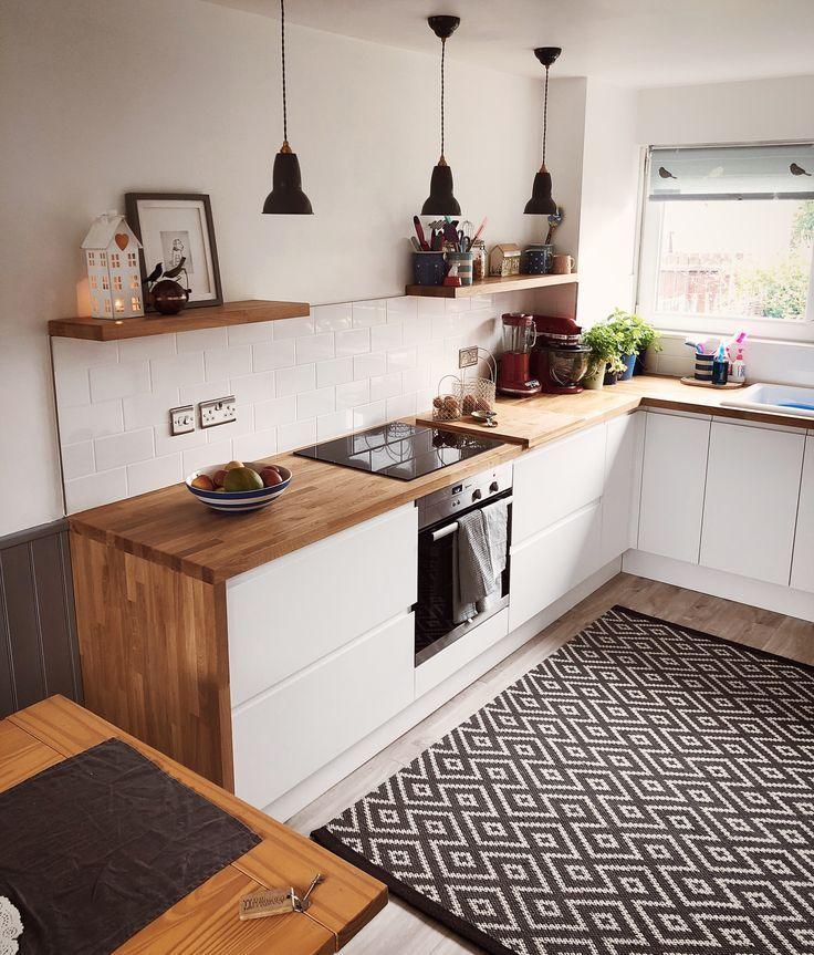 Ma belle cuisine inspirée par Scandi… qui rend le look ordinaire spécial – Wood Design