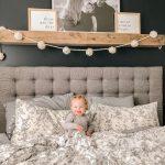 Master Bedroom Update {CHEAP + EASY}