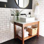 Mid Century Modern Bathroom Remodel Inspiration - Interior Design Ideas & Home Decorating Inspiration - moercar