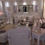 Mirrored Glass Living Room Furniture - TopDekoration.com