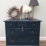 NOW SOLD!! 1960s STAG chest of drawers/painted chest of drawers /vintage/sideboard
