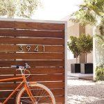Neutra Modern House Numbers - Herman Miller