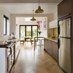 Neutral kitchen designs   Retro kitchen   Ideal Home