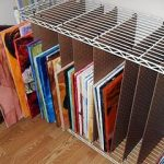 Painting Storage - cheap and easy